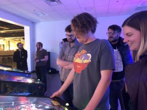 Learn how to play pinball at The Alley Santa Fe